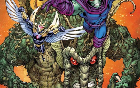 INFINITY WARS SLEEPWALKER #3 (OF 4) Preview