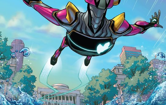 IRONHEART #1 Preview