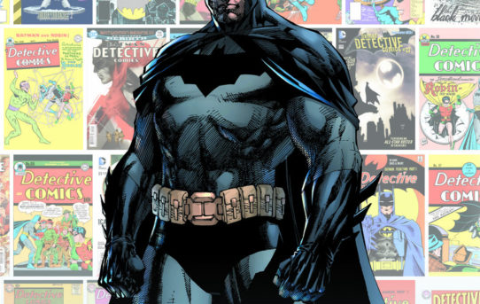 DC Comics Announces Details of Detective Comics #1000 and Batman's 80th Anniversary Celebration