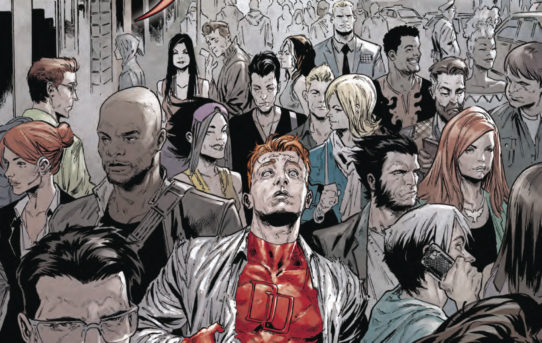 MARVEL KNIGHTS 20TH #1 (OF 6) Preview