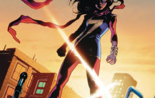 MS MARVEL #36 Preview
