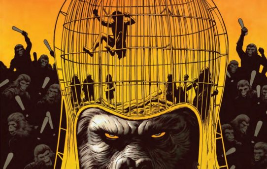 Planet of the Apes: Ursus SC Preview