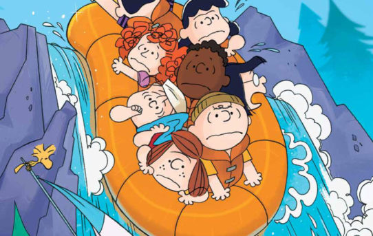 Race For Your Life, Charlie Brown! Preview