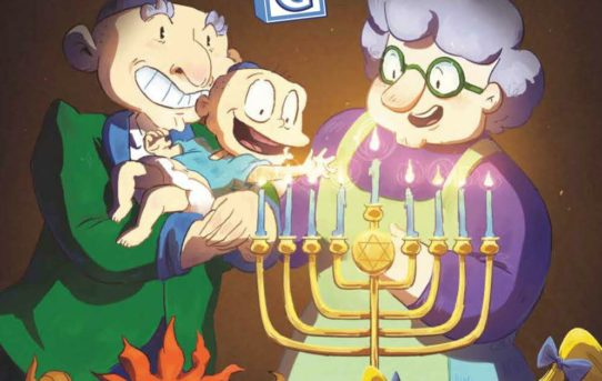 Rugrats: C Is For Chanukah Preview