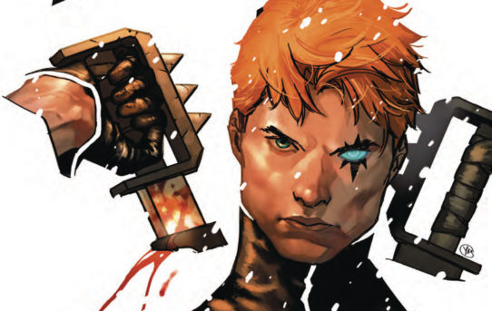 SHATTERSTAR #2 (OF 5) Preview