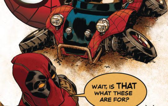 SPIDER-MAN DEADPOOL #41 Preview