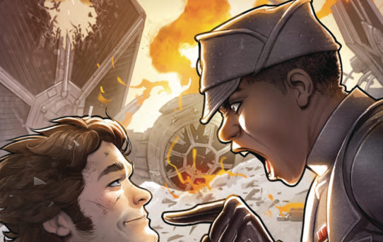 STAR WARS HAN SOLO IMPERIAL CADET #1 (OF 5) Preview