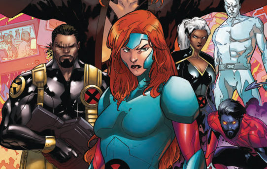 TYPHOID FEVER X-MEN #1 Preview