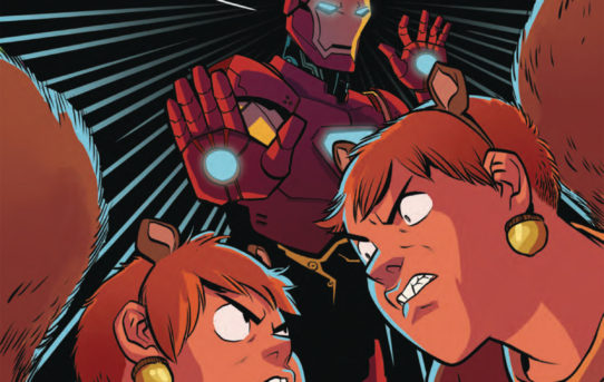 UNBEATABLE SQUIRREL GIRL #38 Preview