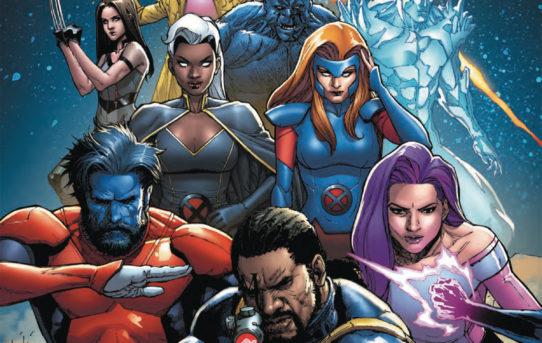 UNCANNY X-MEN #1 Preview