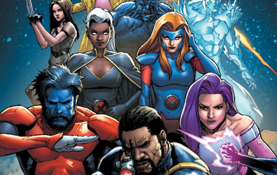 The X-Men Are Disassembled in the UNCANNY X-MEN #1 Launch Trailer!