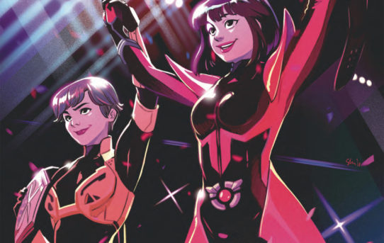 UNSTOPPABLE WASP #2 Preview