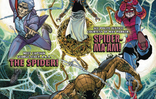 VAULT OF SPIDERS #2 (OF 2) Preview