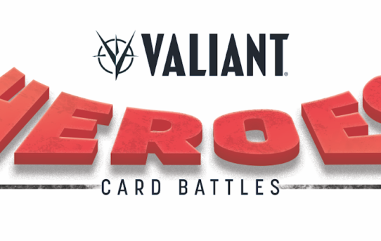 """Valiant Heroes"" Collectible Card Game App Now Available on iOS Devices"