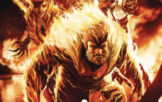 WEAPON X #25 Preview