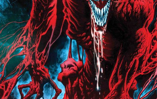 WEB OF VENOM CARNAGE BORN #1 Preview