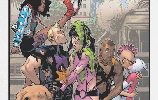 WEST COAST AVENGERS #4 Preview