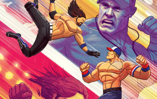WWE #22 Preview
