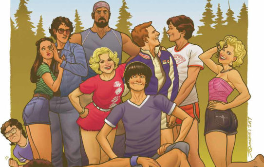 Wet Hot American Summer Preview