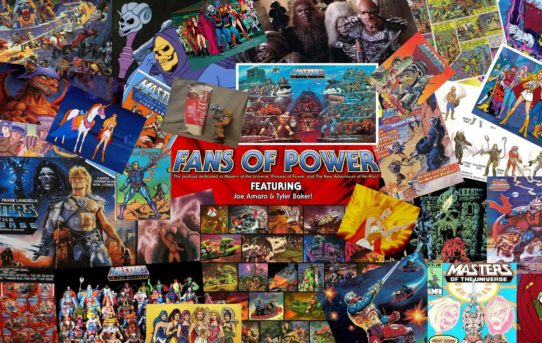 Fans of Power Episode 156 - 3 Year Anniversary MOTU Jeopardy!