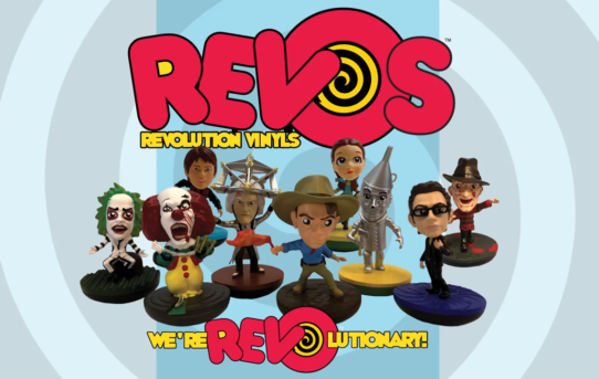 NEW: REVOs From Jurassic World, IT, Beetlejuice & Nightmare On Elm Street In Stock Now!