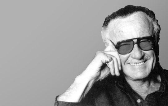 R.I.P. Stan Lee 1922-2018