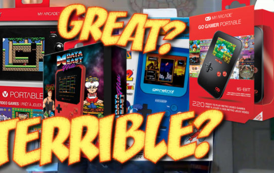 Are all the cheap handheld games systems terrible?