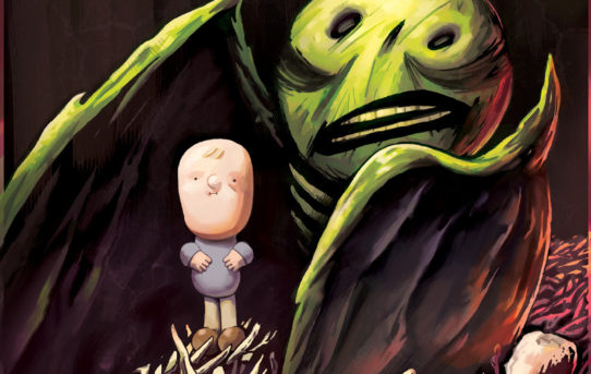 Patrick McHale & Gavin Fullerton Bring BAGS (OR A STORY THEREOF) to BOOM! Studios