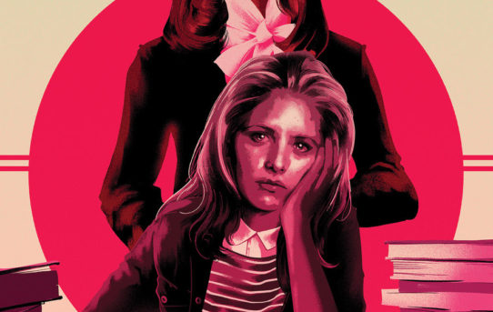 Matthew Taylor Covers BUFFY THE VAMPIRE SLAYER #2
