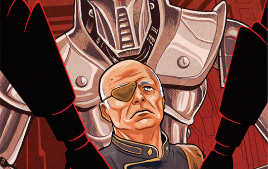 Dynamite Enlists Michael Moreci For Battlestar Galactica: Twilight Command!