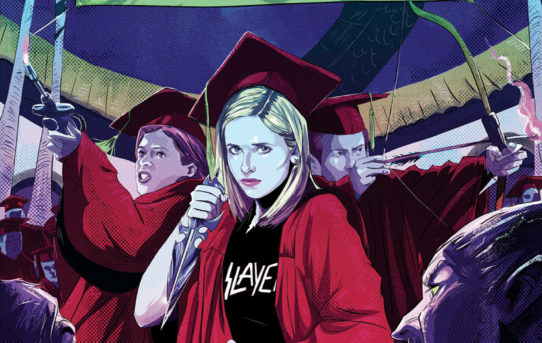 Ryan Inzana Covers BUFFY THE VAMPIRE SLAYER #2