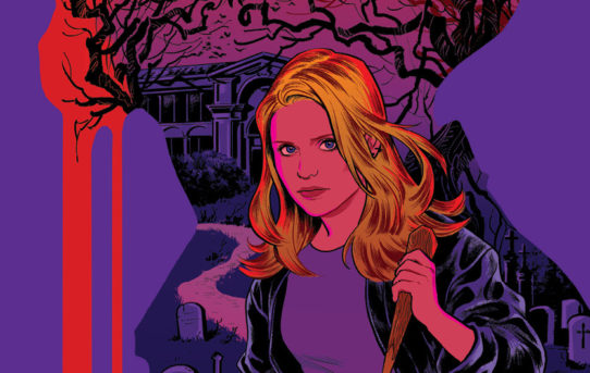 Audrey Mok Covers BUFFY THE VAMPIRE SLAYER #2