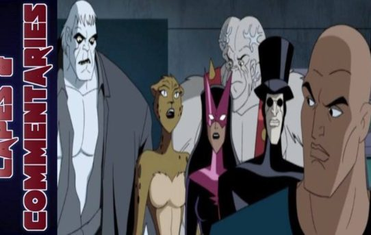 "Capes and Commentaries #28 - Justice League ""Injustice For All Part 1″"