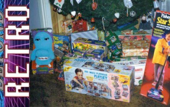 Beyond Retro Episode 64 - Talkin' Toys & Christmas Mornings