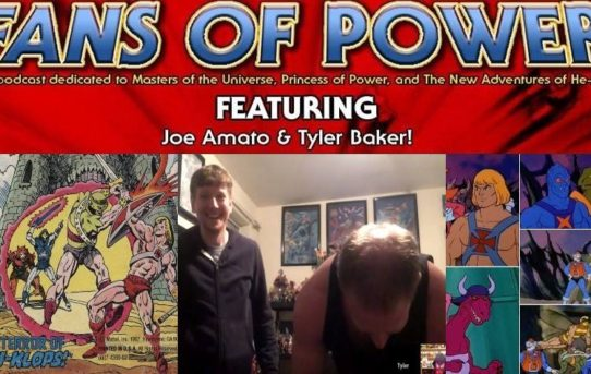 Fans of Power Episode 162 - Terror of Tri-Klops Mini-Comic Revisit & Disappearing Dragons Commentary
