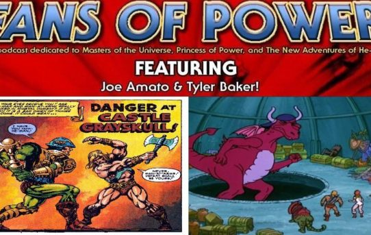 Fans of Power Episode 163 - Character Spotlight: Granamyr! & Danger at Castle Grayskull MC Review