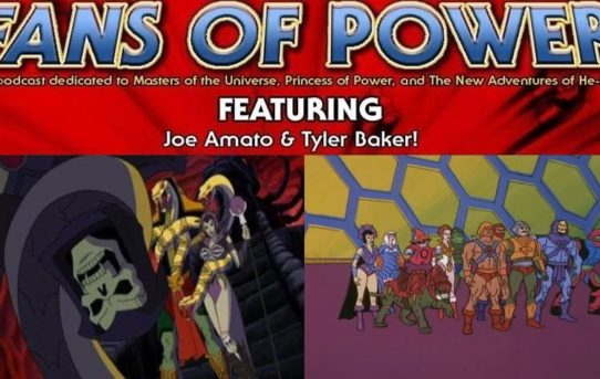 Fans of Power Episode 164 - To Save Skeletor Commentary + Who's the orginal ruler of Snake Mountain?