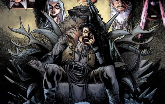 Kraven Returns To Amazing Spider-Man This March