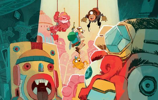 Adventure Time Season 11 #3 Preview