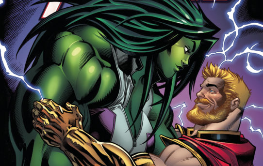 AVENGERS #11 Preview