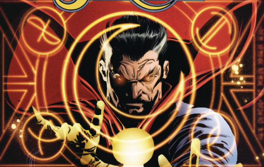 DOCTOR STRANGE The Best Defense #1 Preview
