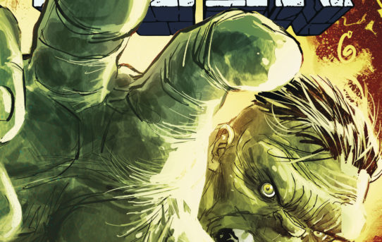IMMORTAL HULK The Best Defense #1 Preview