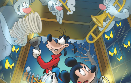 DISNEY COMICS AND STORIES #2 Preview