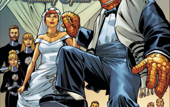 FANTASTIC FOUR WEDDING SPECIAL #1 Preview