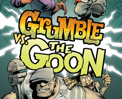 Eric Powell Announces GRUMBLE VS THE GOON —The First Ever Free Comic Book Day Title from Albatross Funnybooks