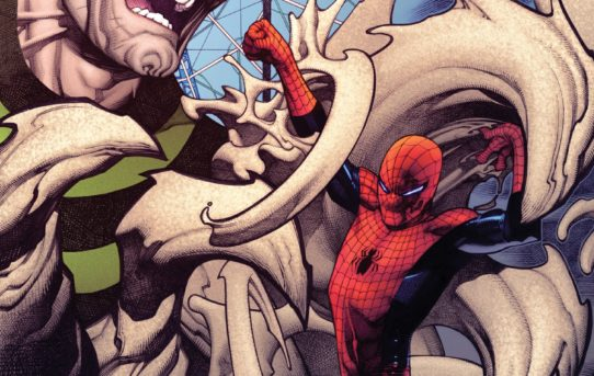 "Celebrate AMAZING SPIDER-MAN's Villainous New Arc ""Hunted"" with Special Covers!"