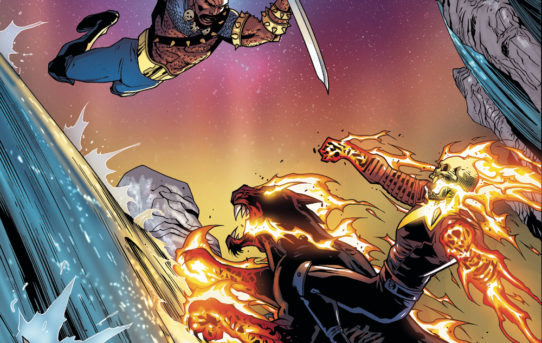 INFINITY WARS GHOST PANTHER #2 Preview