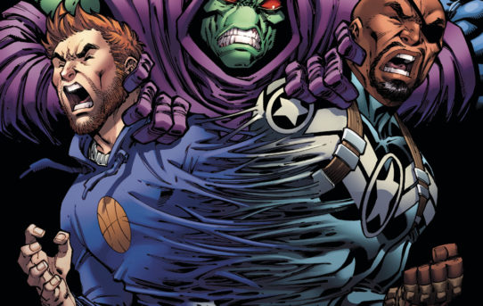 INFINITY WARS SLEEPWALKER #4 Preview