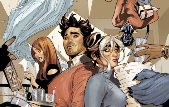 MR AND MRS X #6 Preview