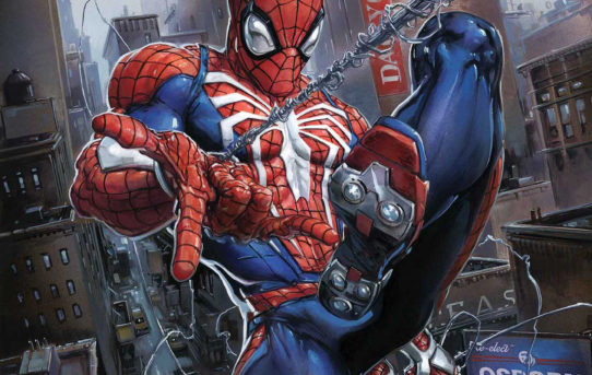 MARVEL'S SPIDER-MAN Swings Into The Pages of Marvel Comics!